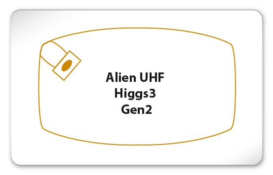 UHF - Higgs3 Gen2