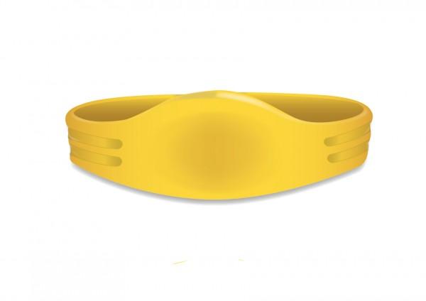 Silikon Armband Classic - MIFARE® DesFire® EV1 8K