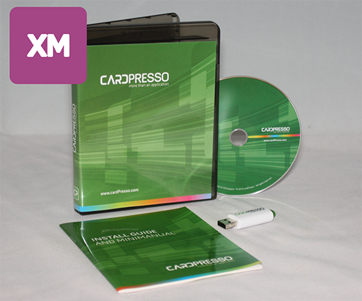 Cardpresso XM Kartendrucker Software
