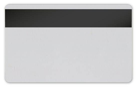 Magnetkarten LoCo transparent