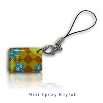 Epoxy Keyfobs