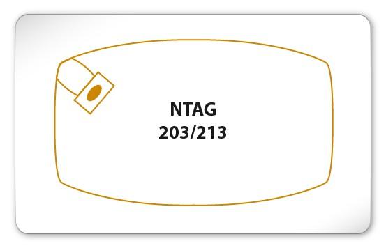 NTAG203 NFC