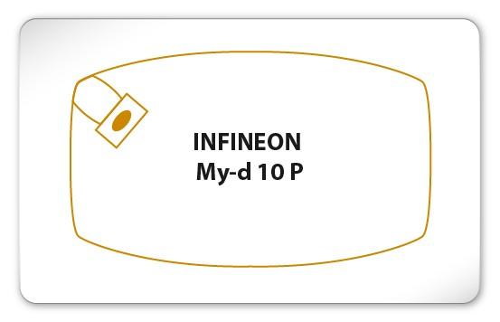 Infineon My-d 10P