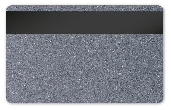 Magnetkarten LoCo silber