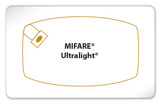 MIFARE Ultralight® Karte