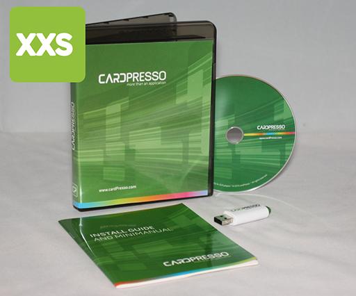 Cardpresso XXS Kartendrucker Software