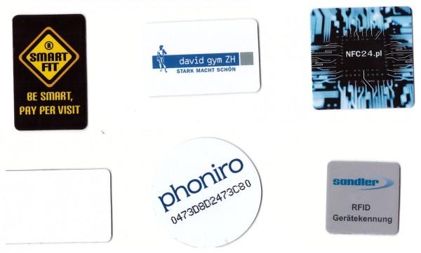 NFC Mobile Phone Sticker
