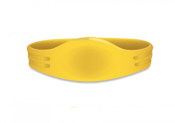 Silikon Armband Classic - EM 4200