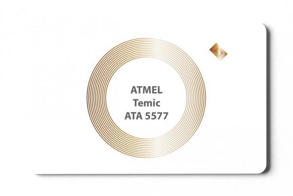 Transponderkarte TEMIC ATA5577