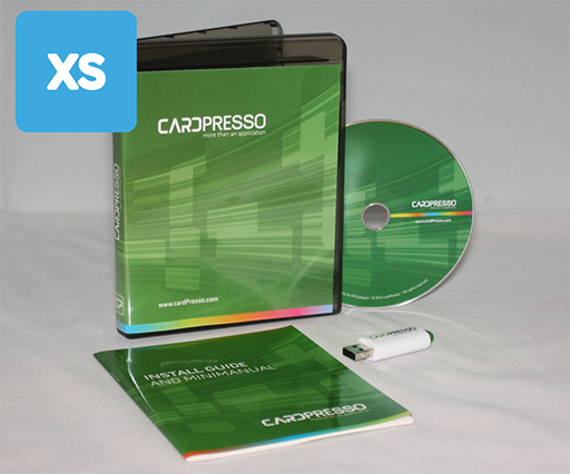 Cardpresso XS Kartendrucker Software