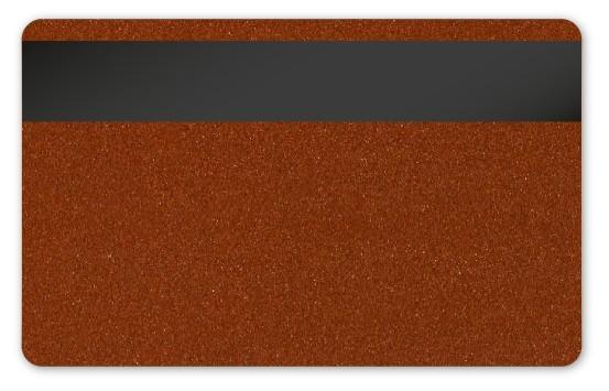 Magnetkarten LoCo bronze