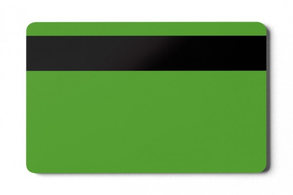 Magnetkarten LoCo grün