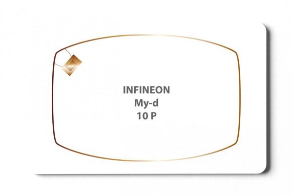 My-d Infineon 10P