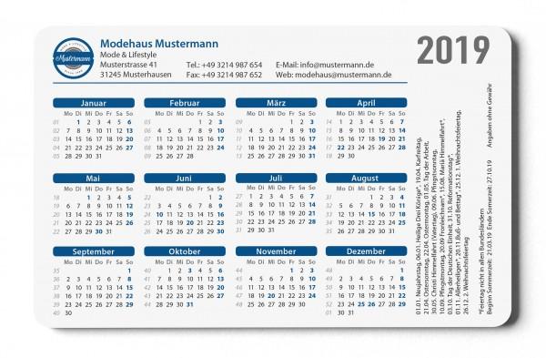 Kalenderkarten