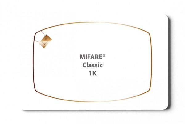 MIFARE® Classic 1K Karte - Blanko