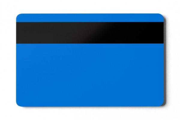 Magnetkarten LoCo blau