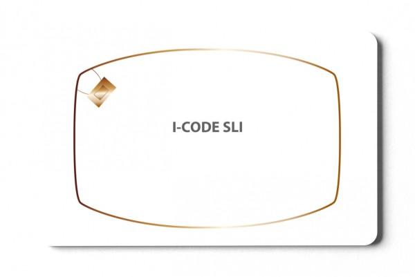 Transponderkarte I-Code SLI