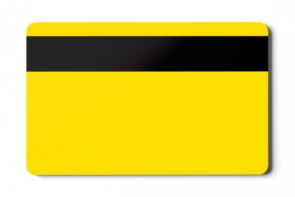 Magnetkarten LoCo gelb