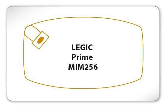Legic MIM 256 Karten