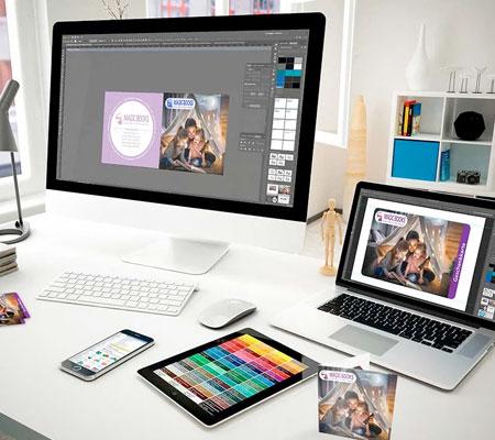 Bild-Grafikservice