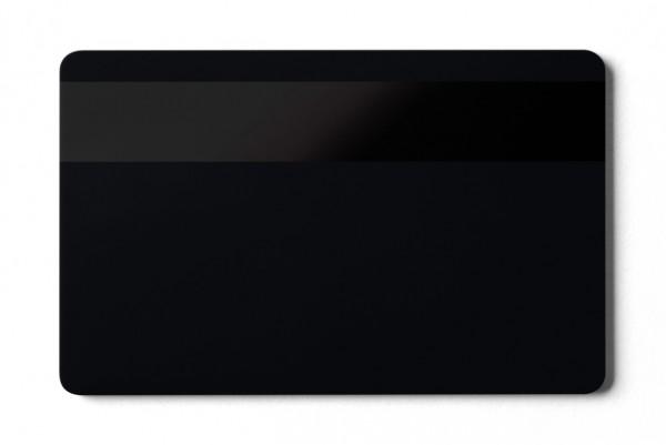 Magnetkarten LoCo schwarz