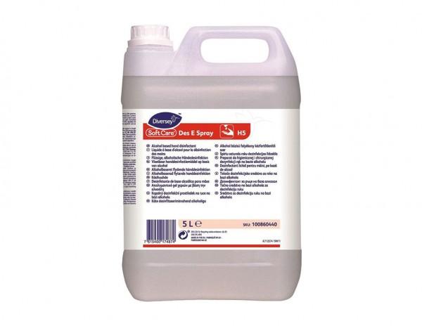 Soft Care Des E Spray 5L