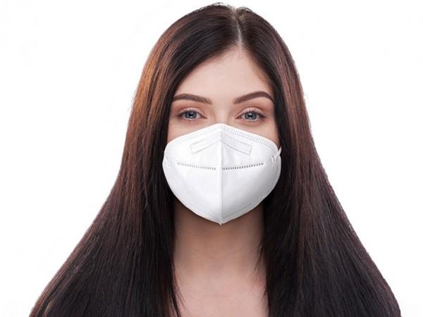 K95 Mund- und Nasenmasken - 5 Stück pro Pack