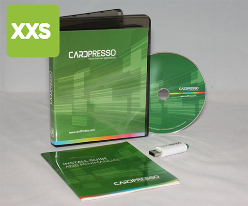 Kartendrucker Software Cardpresso XXS