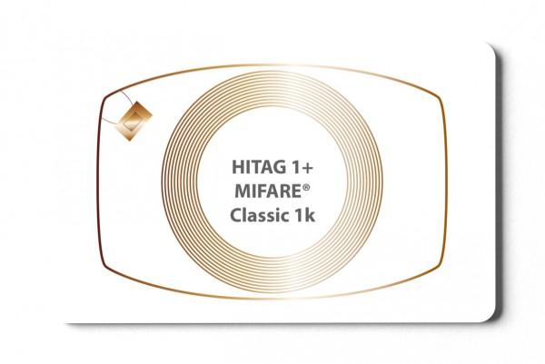 MIFARE® Classic 1K + Hitag1