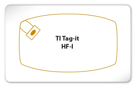 Tag-it HF-I plus